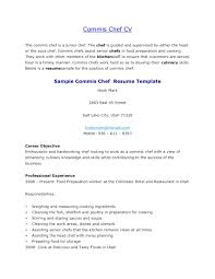 Chef Resume Samples Culinary Resume Samples Resume Example Culinary Nutritionist And
