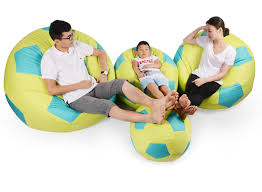 Bean Bag Sofas by Compare Prices On Football Beanbag Online Shopping Buy Low Price