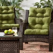 outdoor seat cushions u0026 furniture covers birch lane