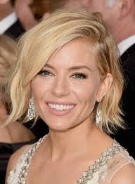whatbhair texture does sienna miller have copy sienna miller s cool girl style from the golden globes