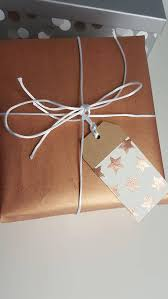 copper wrapping paper gold copper gift wrap copper wrapping paper 3m x 60cm