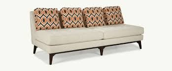 Modern Armless Sofa Younger Furniture Armless Sofa
