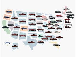 plants of the black hills plants of the black hills and bear map best selling vehicle in every us state business insider