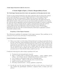 Resume Profile Statement Examples Personal Statement Examples For Scholarships