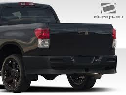 2006 toyota tundra rear bumper 108078 2007 2013 toyota tundra duraflex bt design rear bumper