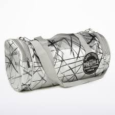 pineapple studio dancers bag silver move dancewear