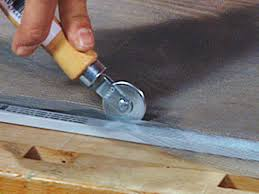 Laminate Floor Roller How To Replace Screen Material How Tos Diy