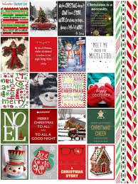 printable stencils quotes christmas and winter quote stickers planner printable
