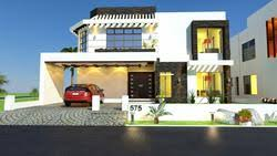 3d Front Elevation Com 8 Marla House Plan Layout Elevation by 3d Front Elevation Com 8 Marla House Plan Layout Elevation