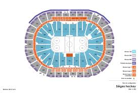 table activit b b avec siege venue seating chart videotron center