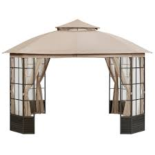 Discount Gazebos by Gazebos Canopies U0026 Pergolas Sears