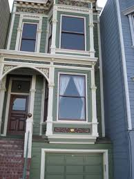 Victorian House San Francisco by Customizing Paint Colors On San Francisco By Color Touch House Painter