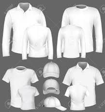 vector collection of t shirt u0026 polo shirt design template royalty