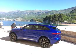 jaguar jeep inside 2017 jaguar f pace first review first class freshman kelley