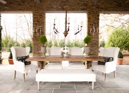 outdoor dining rooms outdoor dining room makeover after the outdoor space of semi indoor