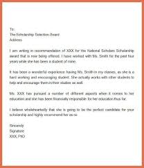 recommendation letter example recommendation letter sample for