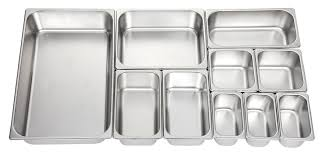 1 9 stainless steel gastronom pans gn pans food pans gastronom