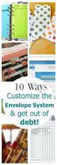 Dave Ramsey Budget Excel Spreadsheet by Best 25 Envelope Budget Ideas On Pinterest Dave Ramsey Envelope