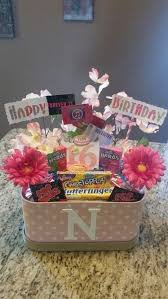 birthday gifts for in best 25 blue gift basket ideas on college gift boxes