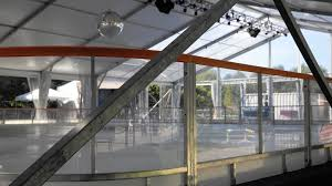 ice skating in the summer navy pier to open outdoor rink this