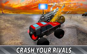 monster truck derby 3d android apps on google play