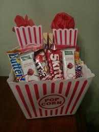 affordable gift baskets best 25 popcorn gift baskets ideas on basket