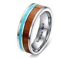 cincin tungsten carbide cincin perak 925 sepasang lapis rhodium cincin perak lapis emas