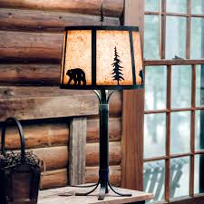 Mayrich Company Home Decor Bear Lamps U0026 Bear Lighting From Black Forest Decor