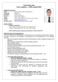 Electrical Engineer Resume Examples Marine Electrical Engineer Resume82