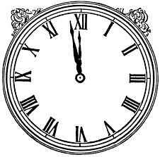 hickory dickory dock set 1 15 digital clipart by irrationalarts