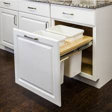 Stainless Steel Caravan Slide Out Kitchen 2 Drawers Sink Bench Pull Out U0026 Built In Trash Cans Cabinet Slide Out U0026 Under Sink