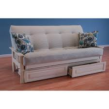Futon Couch With Storage Furniture Contemporary Futon Beds Target For Lovely Home