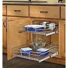Kitchen Cabinet Rolling Shelves Cabinet Pullout Shelves
