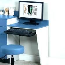 Wall Mounted Computer Desk Ikea Floating Desks Youll Wayfair Wall Mounted Computer Desk