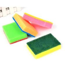 produit cuisine appareil de cuisine produit de nettoyage plat de lavage éponge