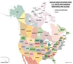 Canada Province Map Maptitude U2014 This Map Labels Us States And Canadian Provinces