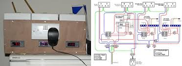 Meat Curing Cabinet Converting A Fridge Into A Curing Chamber Part 3 The Electrics