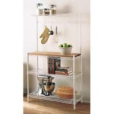 Bakers Rack Chrome Intermetro Baker U0027s Rack These Are Pretty Customizable Would