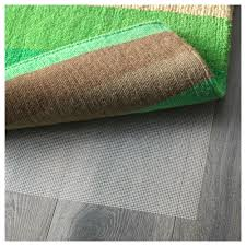 ikea carpet pad stockholm rug low pile ikea