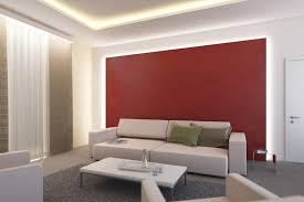 Wohnzimmer Ideen Licht Abgehängte Decke Mit Indirekter Beleuchtung Lichtvouten Selber
