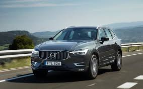 what is a volvo first drive volvo xc60