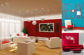 painting a living room two colors house decor picture