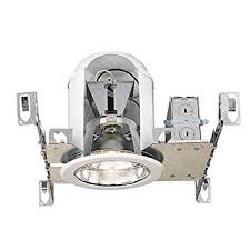 Ic Light Fixtures Halo H5t 5 Inch Non Ic Recessed Light Housing Recessed Light