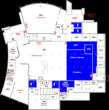 mcc campus maps mott library first floor ml