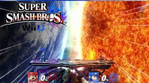 super smash bros wii u wallpapers final destination background view super smash bros wii u 60fps