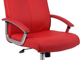 Red Leather Office Chair Office Chair Leather Office Chair Grey Leather Executive Office