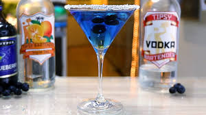 martini easter blueberry martini youtube
