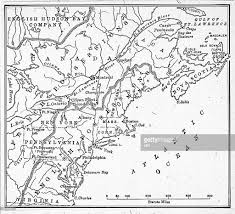 Map Of East Coast Of United States by French And Indian War Pictures Getty Images