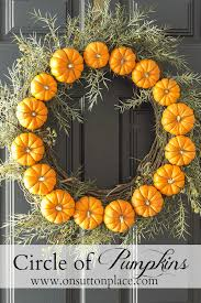 diy home decorating your home for thanksgiving