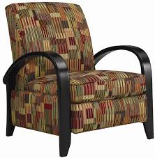 sam moore steamer three way recliner with bent wood arms ahfa